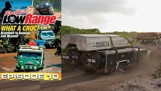 LOWRANGE.TV SE1 EPISODE 10: Bramwell to Bamaga and Beyond! (MDC Cruier Highside)