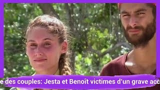 La Villa, la bataille des couples: Jesta et Benoît victimes d'un grave accident de scooter !