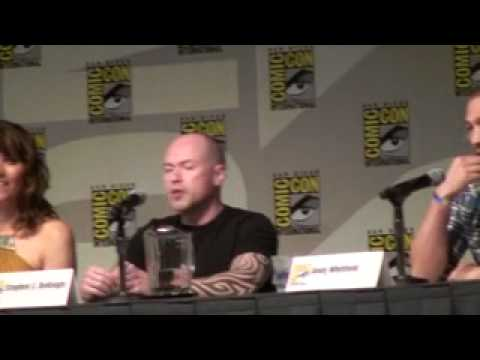 Comic-Con 2010: Highlights of Spartacus Blood and Sand Panel (1 of 5)