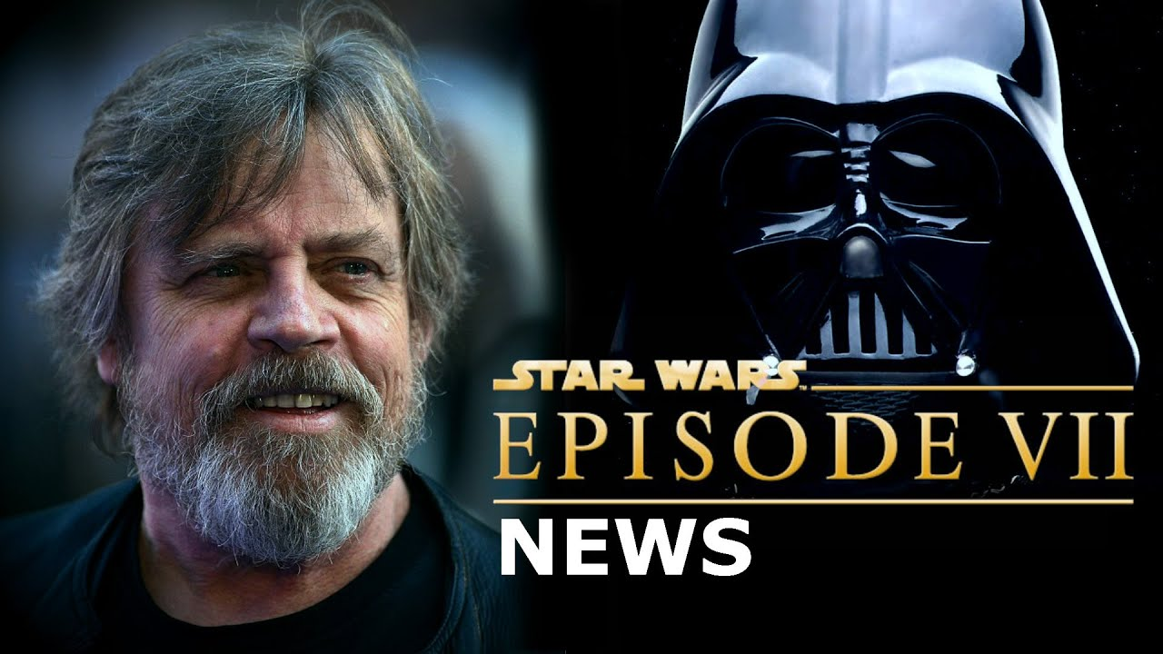 Episode VII News: Luke Versus The Dark Side (MAJOR ...