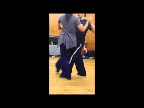 Tango Lesson: The Art of the Leg Wrap