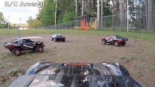 Mini Slash Diamond Racing #1- R/C Arsenal