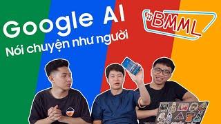 BA MẶT MỘT LỜI - Hoảng sợ Google AI nói chuyện như người, tương lai thế giới sẽ ra sao?