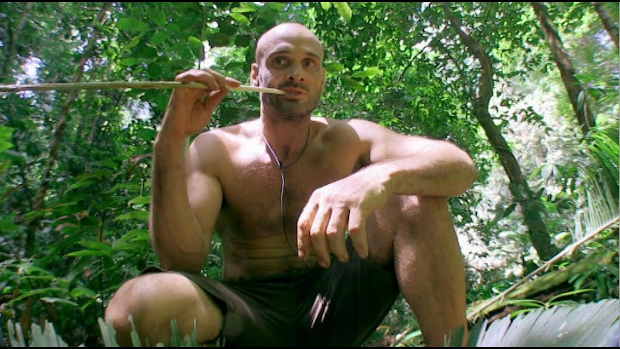S01 Episode 1  Naked and Marooned with Ed Stafford - YouTube