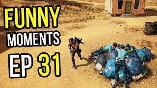 PUBG: Funny Moments Ep. 31