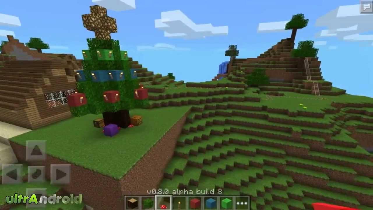 Como hacer un arbol de navidad en minecraft pocket edition - Como hacer un arbol de navidad ...