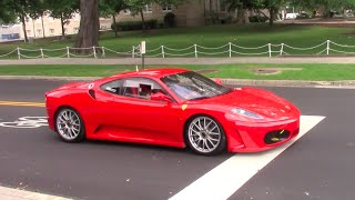 I Drove a Ferrari Race Car On the Street, and It Was Horrible