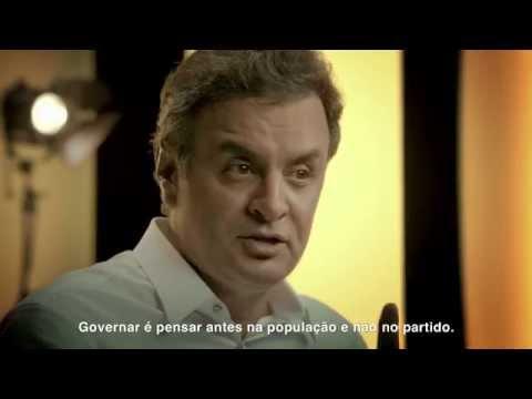 Assista ao programa de Aécio Neves na TV (23/08/2014 - noite)