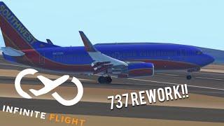 Infinite Flight | Southwest Landing *REALISM*