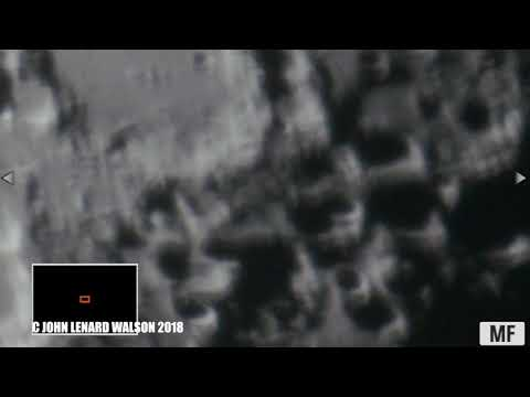 TELESCOPE JOHN LENARD WALSON 2018