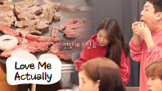 Their Dinner Seems to be About Ready~ [Love Me Actually Ep 2]