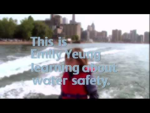 This Is Emily Yeung Learning About Water Safety