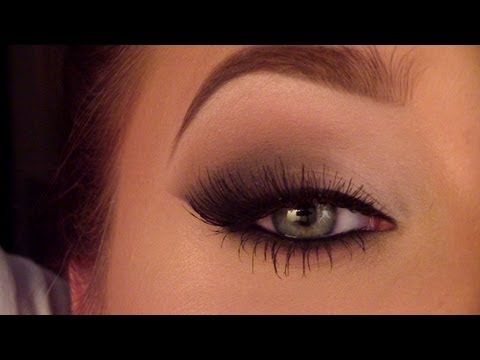 Smokey Cat Eye Tutorial   Jaclyn Hill