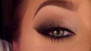 Smokey Cat Eye Tutorial | Jaclyn Hill