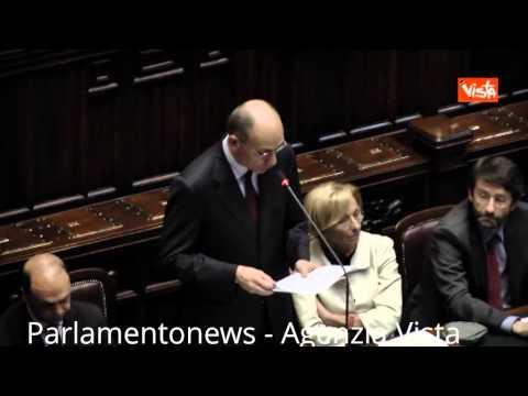 LETTA FORZE POLITICHE CHE SOSTENGONO GOVERNO GRANDE SEGNO DI RESPONSABILITA'