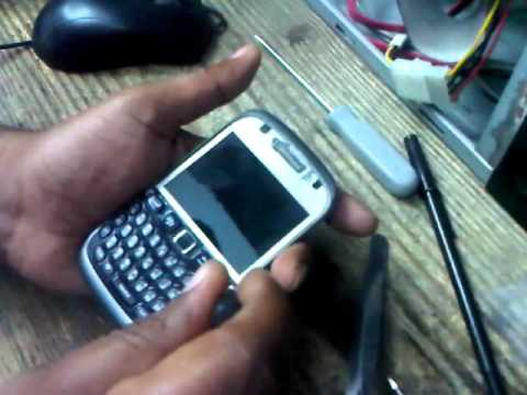 DESARME BLACKBERRY 9320