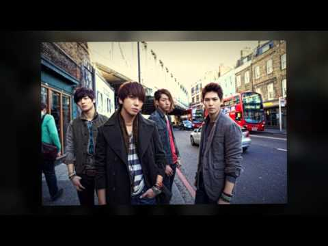 CNBLUE- Where You Are (Eng. Version) [Audio]