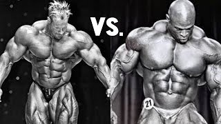 RONNIE COLEMAN VS. JAY CUTLER 2015 NEW