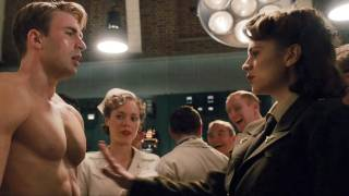 "Captain America The First Avenger ""Rebirth"" 2011 official movie trailer clip"