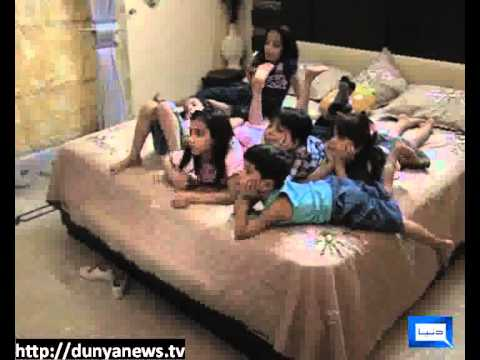 Dunya News-27-06-2012-Summer Vacations & Children