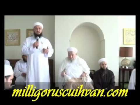 Mahmut Efendi hazretlerinden Akp uyarısı.!!!