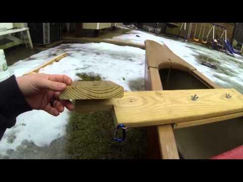 easy motor mount for canoe