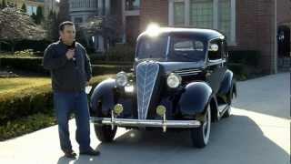 1936 Hudson Terraplane Classic Muscle Car for Sale in MI Vanguard Motor Sales