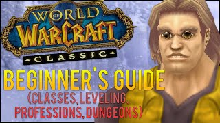 Classic WoW Beginner's Guide (Classes, Leveling, Professions, Etc.)