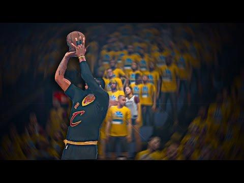 NBA 2K16 - Kyrie Irving Game 7 Dagger