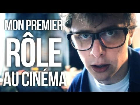 NORMAN - MON PREMIER ROLE AU CINEMA (Pas trs normales activits)