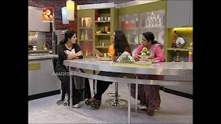 "Annies Kitchen With Famous Film Actress  ""Jyothi Krishna ""