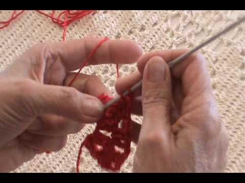 Crochet Puntilla Fácil