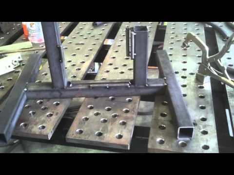 Band Saw Stand Plans Free