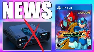 SONY PS5 RELEASE DATE & GAMES Announcement + NEW MEGAMAN Collection (Playstation News)