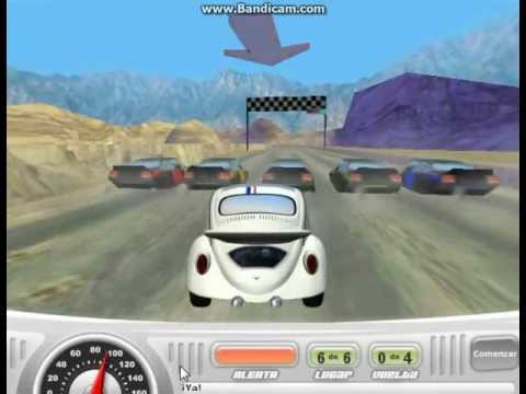 Herbie : A Toda Marcha (Juego) Gameplay