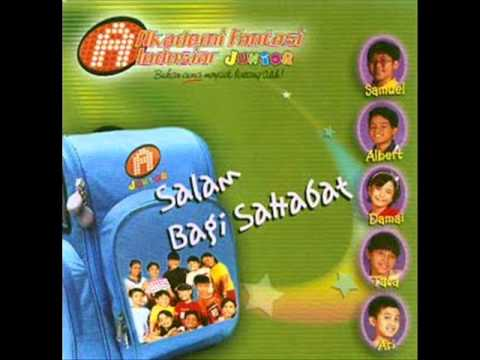 Terima Kasih Guruku [afi Junior] video