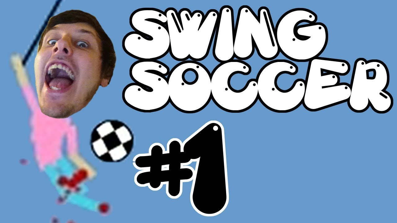Swing soccer let s lets play part 1 free flash game link