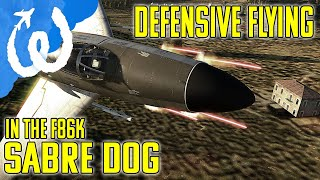 Defensive Flying in the F-86K - War Thunder