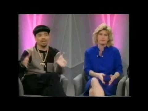Ice T - Oprah Interview 1990 Part 3/3