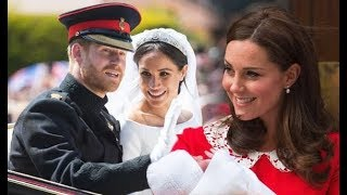 Meghan Markle and Kate Middleton: Fab Four reunite for FAVOURITE moments of 2018