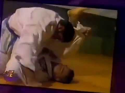 Rickson Gracie No Hand Training Image 1