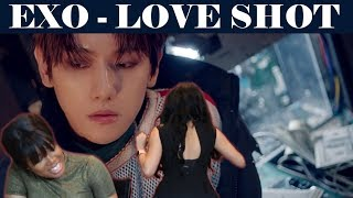 Exo Love Shot Mv Reaction