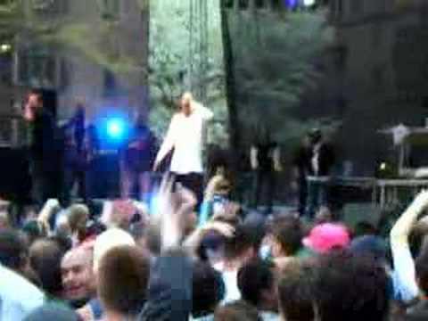 Ti - Rubber Band Man - Yale 2007 video