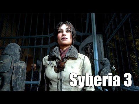 Syberia 3 (Оригинал) - Серия 2 (Настоящие, живые злодеи!)