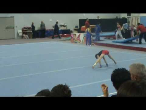 British Boys Gymnastics Championships Nov '10