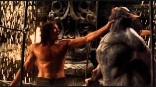 VAN HELSING- HOMBRE LOBO VS VAMPIRO VAL HELSING VS DRACULA