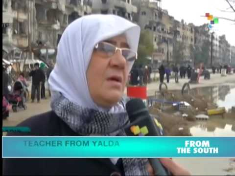 Syria: Humanitarian crisis intensifies