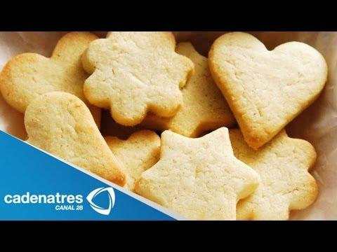 Receta de galletas caseras. Receta de galletas / Recetas fáciles / Recetas económicas