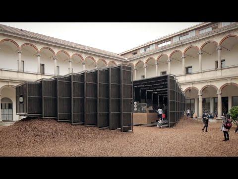 Camera Chiara pavilion by Annabel Karim Kassar brings Lebanese culture to Milan