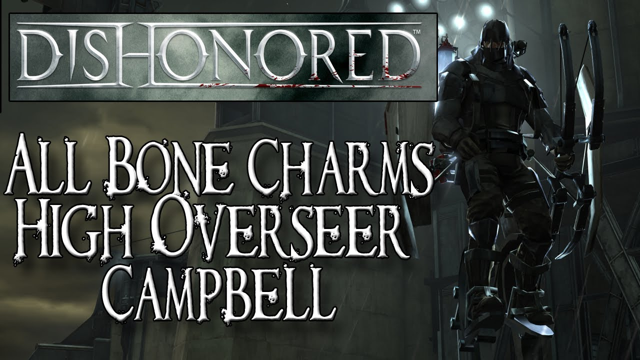Campbell Bone Charm All Bone Charm Locations